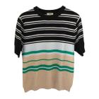 Tee-shirt ACNE Multicouleur
