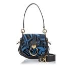 Leather Shoulder Bag SEE BY CHLOE Blue