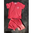 Pyjama PETIT BATEAU Red, burgundy