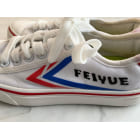Sneakers FEIYUE White, off-white, ecru