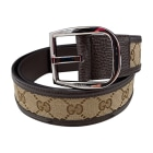 Belt GUCCI Brown