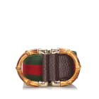Ceinture large GUCCI Green