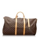 Ledertasche groß LOUIS VUITTON Brown