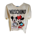 Top, tee-shirt MOSCHINO Multicouleur