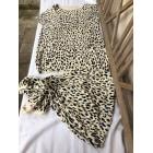 Pull tunique VIRGINIE CASTAWAY Imprimés animaliers