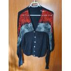 Vest, Cardigan AVENTURES DES TOILES Multicolor