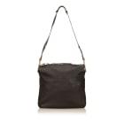 Leather Shoulder Bag SEE BY CHLOE Black