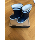 Ankle Boots AIGLE Blue, navy, turquoise