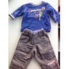 Ensemble & Combinaison pantalon MARÈSE Bleu, bleu marine, bleu turquoise