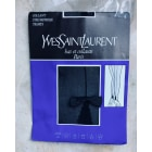 Collant YVES SAINT LAURENT Nero