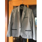 Blazer, veste tailleur BLEU 123 Gris, anthracite