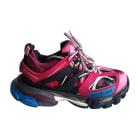 Sneakers BALENCIAGA Pink, fuchsia, light pink
