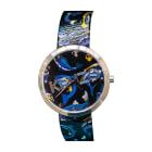 Wrist Watch KENZO Blue, navy, turquoise