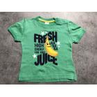 T-shirt ZARA Green