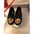 Loafers MINNETONKA Black