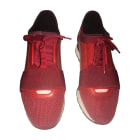 Sneakers BALENCIAGA Red, burgundy