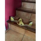 Sandales plates  TAMARIS Jaune