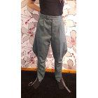Pantalon large VINTAGE Kaki