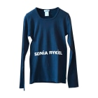 Top, T-shirt SONIA RYKIEL Black