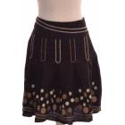 Midi Skirt PROMOD Black