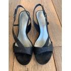 Sandales à talons TAMARIS Noir