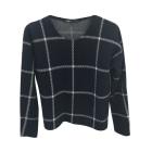 Pullover MAJE Blau, marineblau, türkisblau