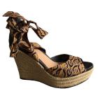 Wedge Sandals UGG Multicolor