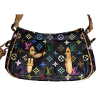 Leather Handbag LOUIS VUITTON Multicolor