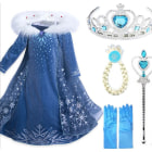 Faschingskostüm, Verkleidung MARQUE INCONNUE Blau, marineblau, türkisblau