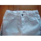 Pantalon CYRILLUS Blanc, blanc cassé, écru