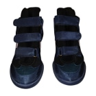 Sneakers ISABEL MARANT Blue, navy, turquoise