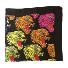 Silk Scarf GUCCI Animal prints