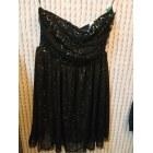 Robe mi-longue UNITED COLORS OF BENETTON Noir