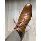 Chaussures à lacets LODING Marron