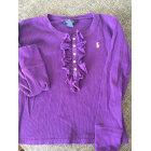 Top, T-shirt RALPH LAUREN Viola, lilla, lavanda