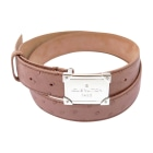 Skinny Belt LOUIS VUITTON Pink, fuchsia, light pink