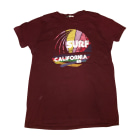Top, T-shirt ISABEL MARANT Red, burgundy