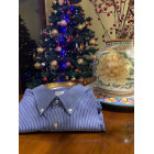 Shirt BROOKS BROTHERS Blue, navy, turquoise