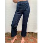 Jeans évasé, boot-cut VINTAGE Bleu, bleu marine, bleu turquoise
