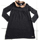 Dress MARC JACOBS Gray, charcoal