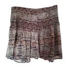 Mini Skirt ISABEL MARANT Multicolor