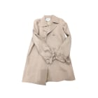 Imperméable, trench CLAUDIE PIERLOT Beige, camel