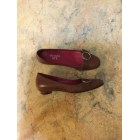 Ballerines MANFIELD Marron