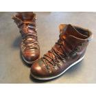 Chaussures à lacets  CATERPILLAR Marron