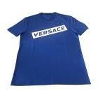 T-shirt VERSACE Blu, blu navy, turchese