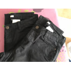 Jeans évasé, boot-cut CAMAIEU Noir