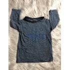 Top, tee shirt TAPE À L'OEIL Bleu, bleu marine, bleu turquoise