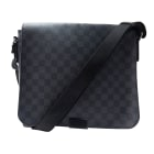 Sac en bandoulière LOUIS VUITTON Gris, anthracite