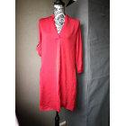 Robe tunique MANGO Rouge, bordeaux