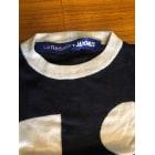 Top, tee-shirt JACQUEMUS Bleu, bleu marine, bleu turquoise